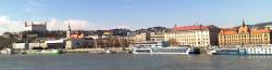 bratislava hrad a mesto